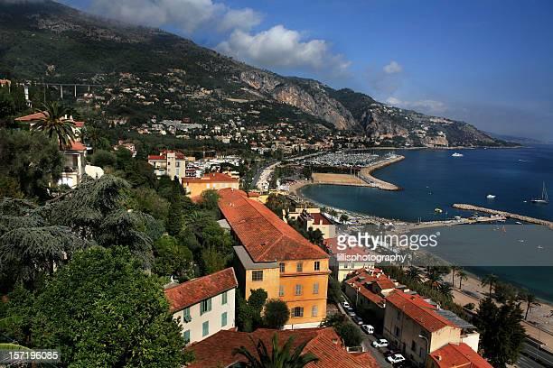 Sud de la France, sur la Côte d'Azur