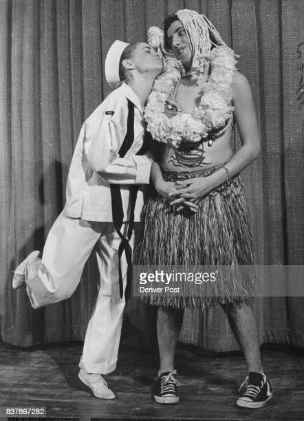 1967 MAR 11 1967 MAR 15 1967 'South Pacific at Cathedral 'South Pacific' Rodgers and Hammerstein's musical comedy about service life in South...