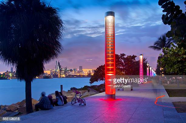 South Pointe Park, Miami Beach, Florida