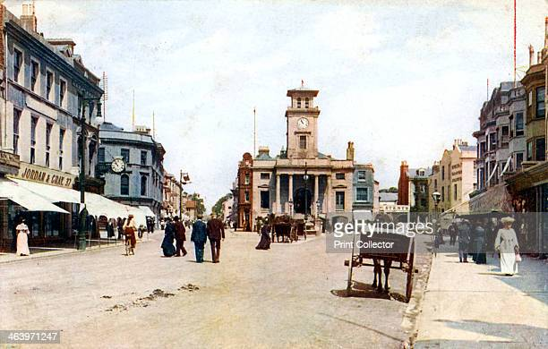 South Street Worthing West Sussex c1900s1920s