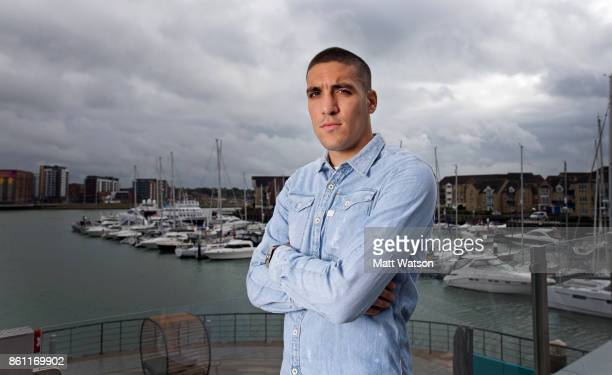 Southampton FC's Oriol Romeu pictured for the club's matchday magazine ahead of their upcoming fixture against Newcastle at the city's new and only...