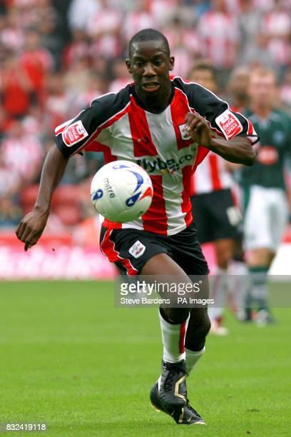 Southampton's Bradley WrightPhillips