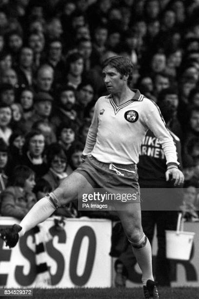 Southampton's midfielder star Alan Ball Born at Farnworth near Bolton and many times an England player Ball started his League career with Blackpool...