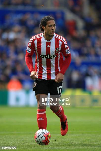 Southampton's Virgil van Dijk