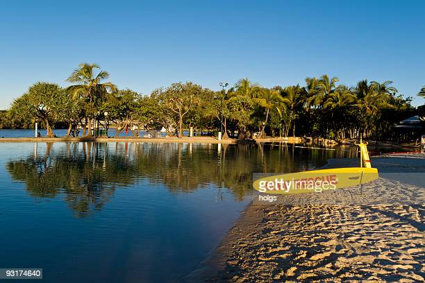 Southbank Parklands Beach, Brisbane