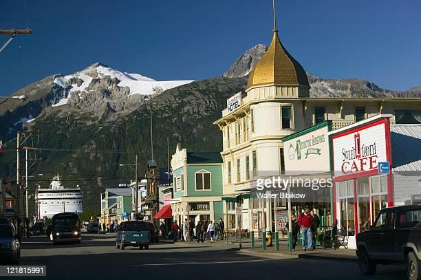Southeast Alaska, Skagway