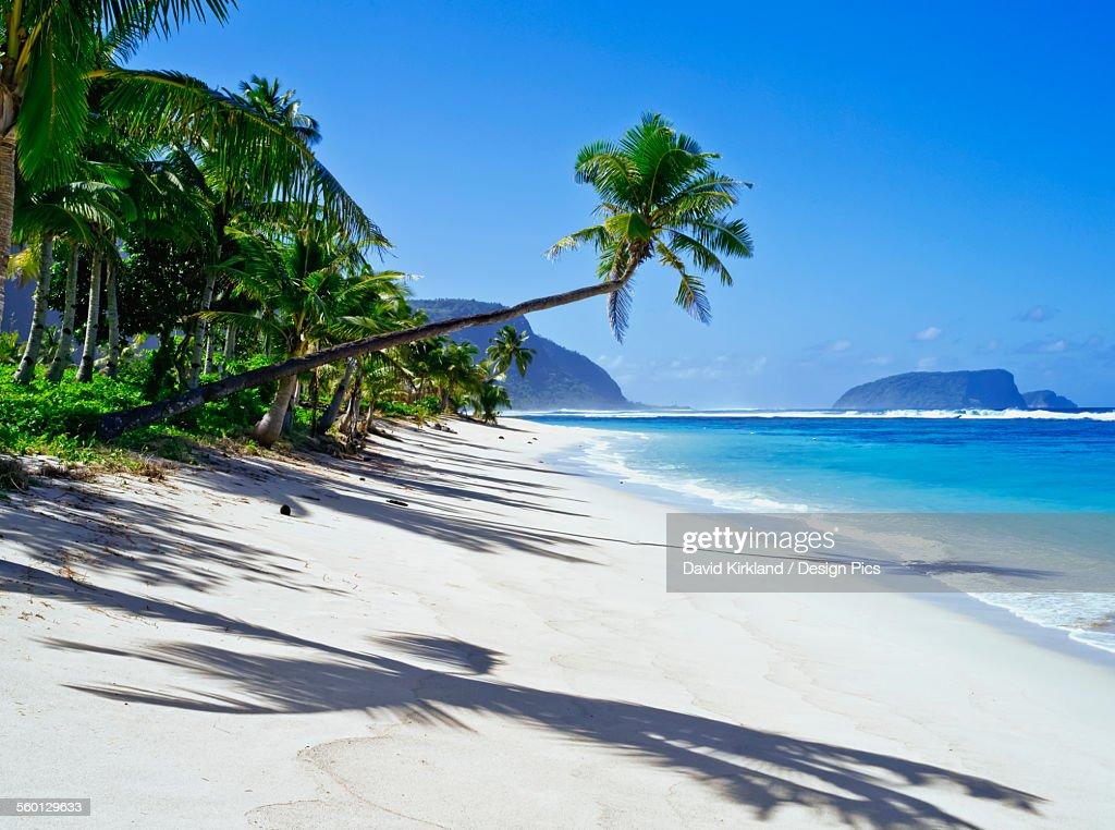 Southeast coast of Upolu Island