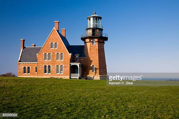 Southeast Light, Block Island, RI.
