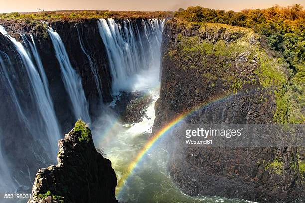 Southern Africa, Victoria Falls between Zambia and Zimbabwe