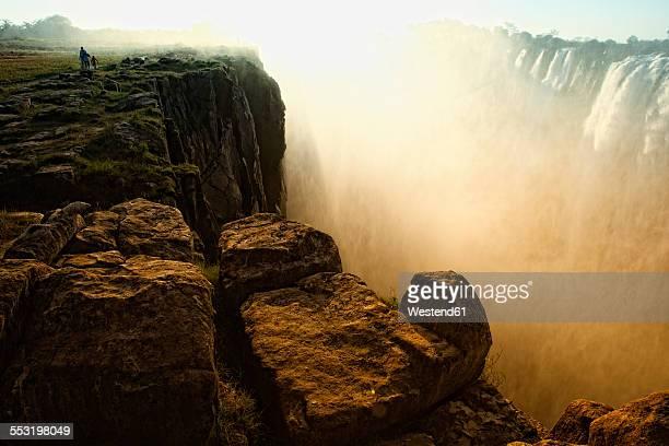 Southern Africa, Victoria Falls between Zambia and Zimbabwe