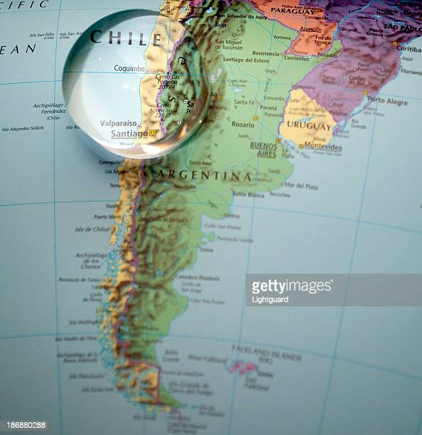 southern chile and argentina