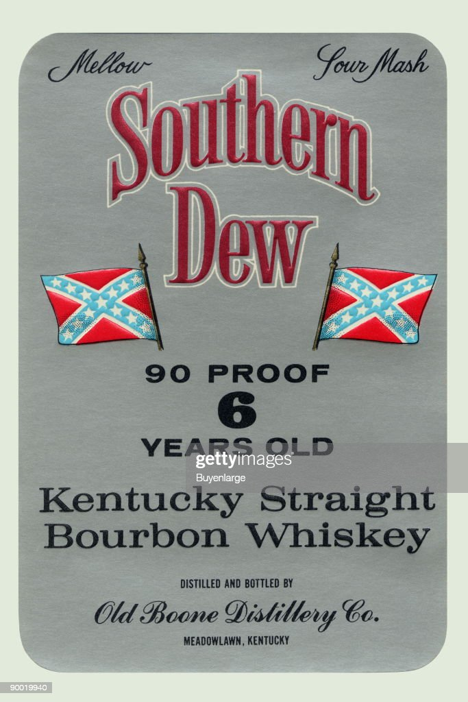 Southern Dew Kentucky Straight Bourbon Whiskey