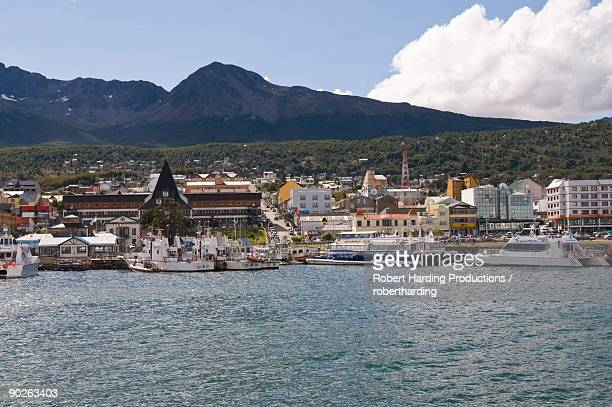 Southernmost city in the world, Ushuaia, Argentina, South America