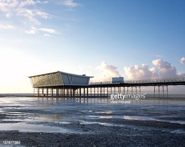 Southport United Kingdom  city pictures gallery : Southport Pier Pavilion Southport United Kingdom Architect Shed Km ...