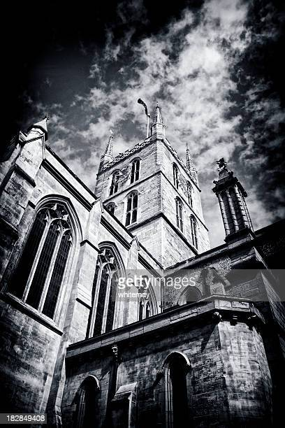 Southwark Cathedral Tower, London