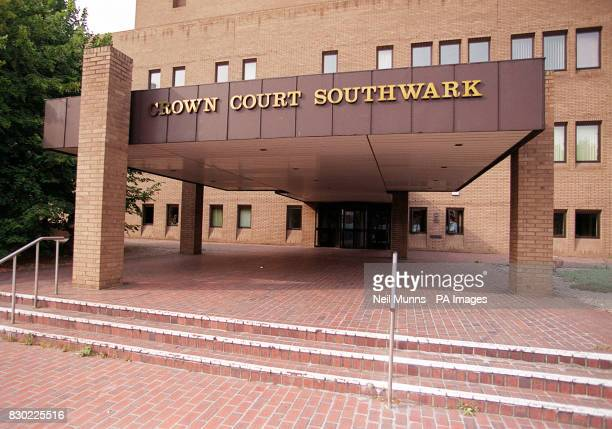 Southwark Crown Court Judge Valerie Pearlman made legal history by concluding a multi million pound trial from her hospital bed in Worthing via a '2...
