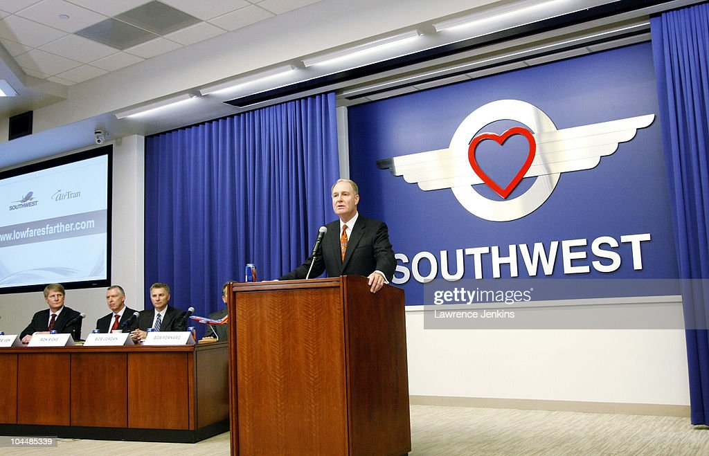 southwest airlines and gary kelly Gary kelly promises customers will tax bill is good news for domestic airlines, according to southwest ceo kelly said the airline is getting more tech.