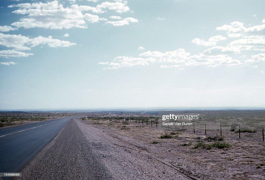 Southwestern desert, : Stock Photo