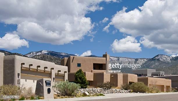Southwestern Luxury Home, Albuquerque, New Mexico