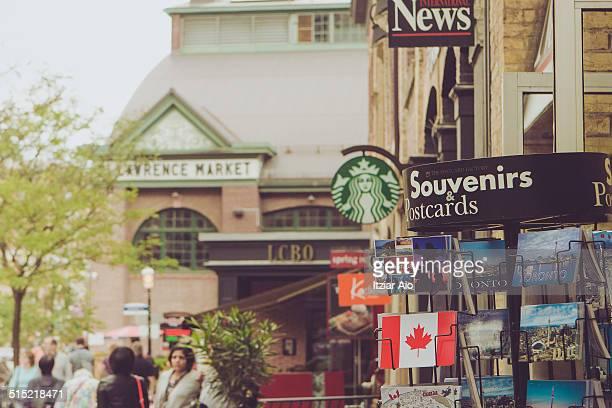 Souvenirs from Toronto