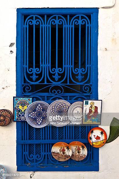 Souvenirs in Sidi bou Said