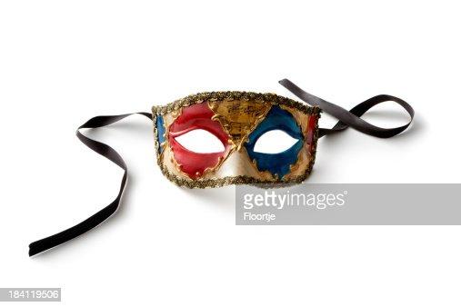 Souvenirs: Venetian Mask
