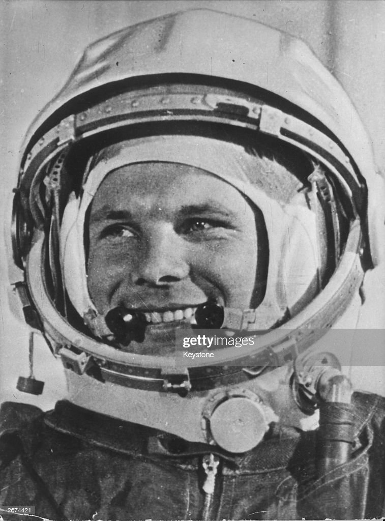 yuri gagarin russian astronaut - photo #20
