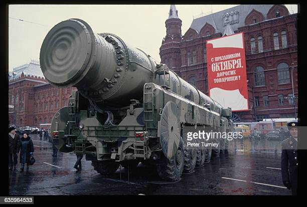 Soviet ICBM