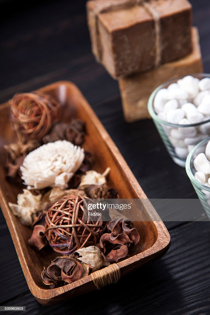 Spa and beauty. Aroma therapy : Stock Photo