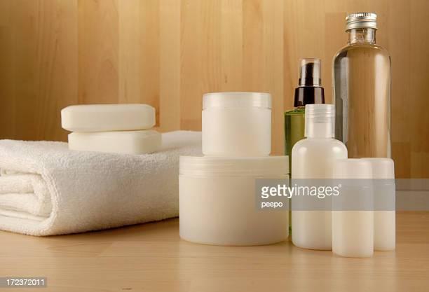 Série de soins de spa