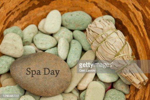 Spa day : Stock Photo