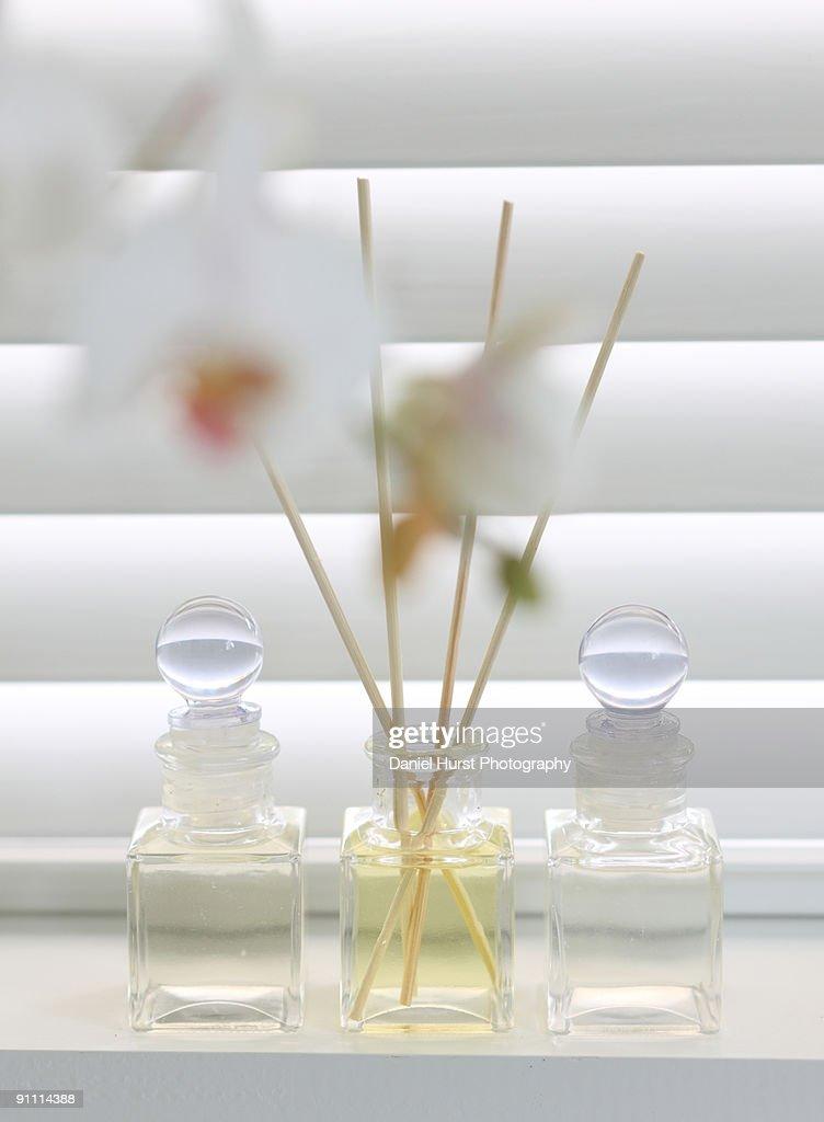 Spa fragrances : Stock Photo