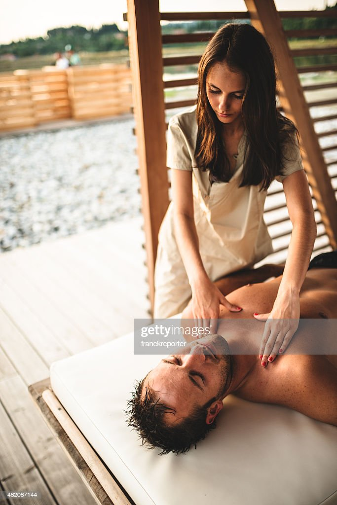 Massasje Bislett Fransk Erotikk