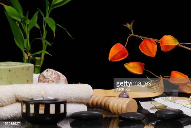 Spa Relaxation Items