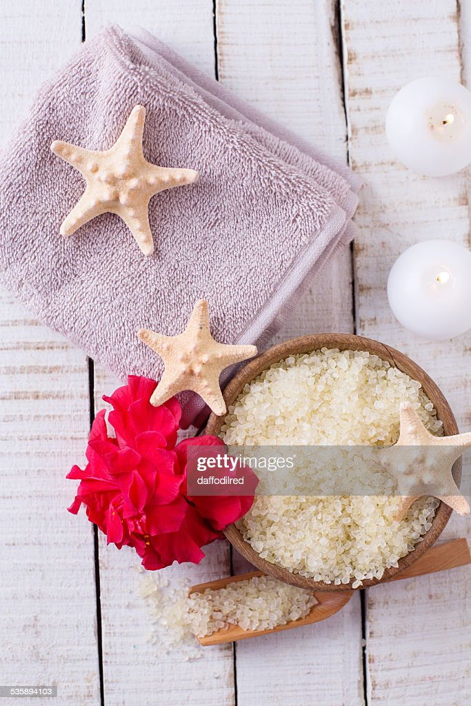 Spa setting : Stock Photo