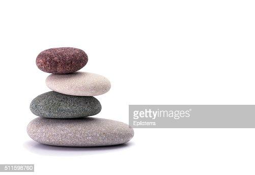 spa stones : Stock Photo