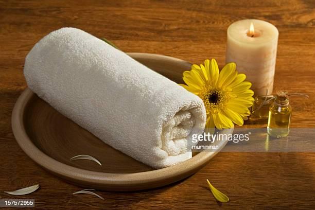Asciugamani da spa