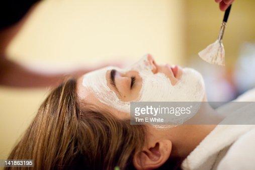 Spa treatment , Prague, Czech Republic : Stock Photo