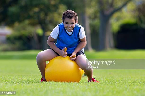 Space Hopper Challenge