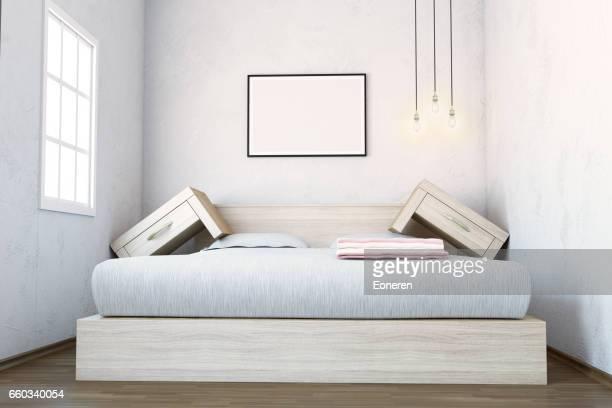 Space Problem In Bedroom Interior