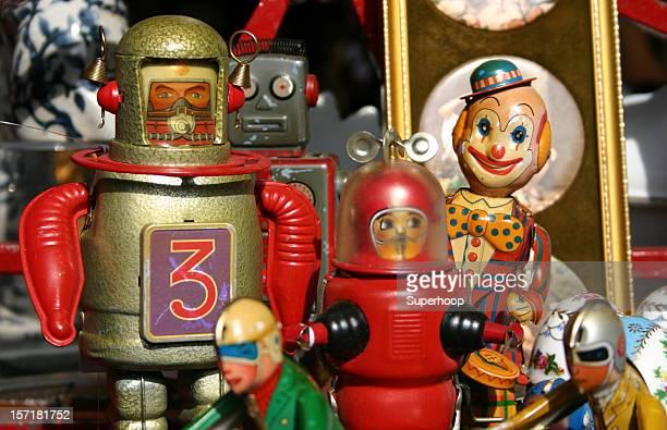 Espace des Robots