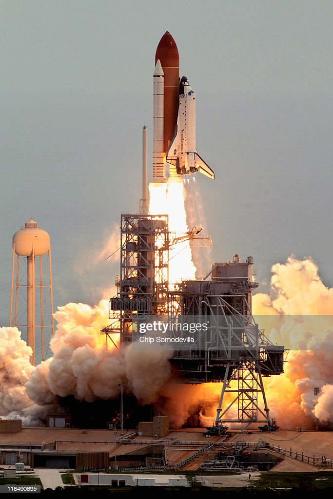 NASA's Final Space Shuttle Flight Lifts Off From Cape ...