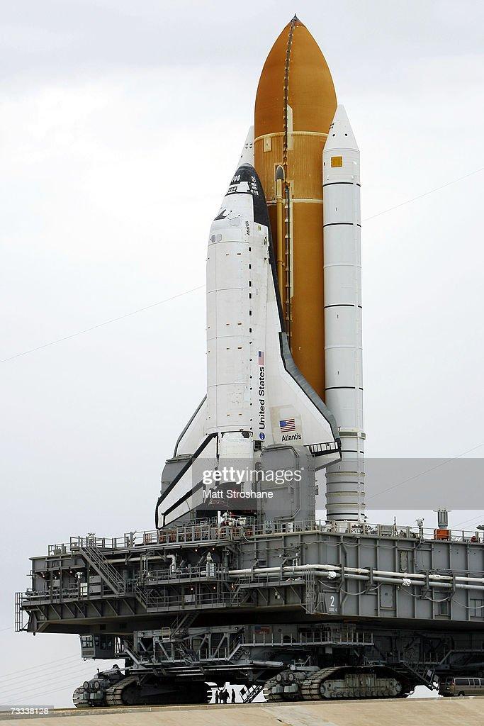 space shuttle crawler transporter - photo #25