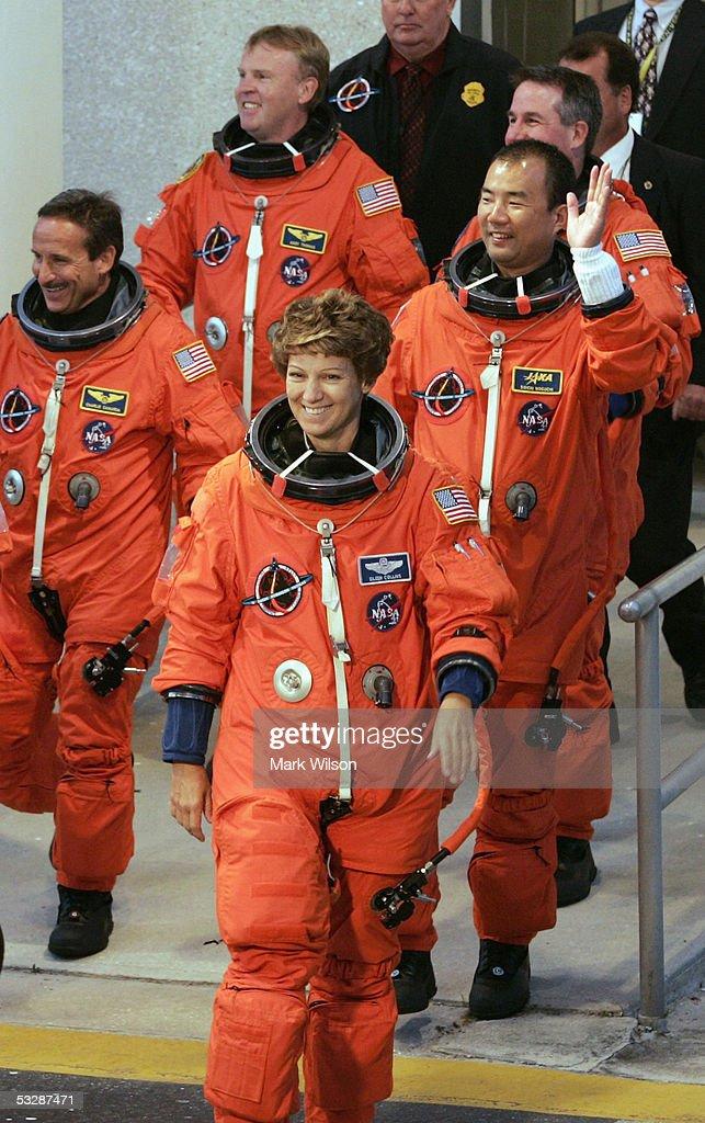space shuttle astronauts - photo #46