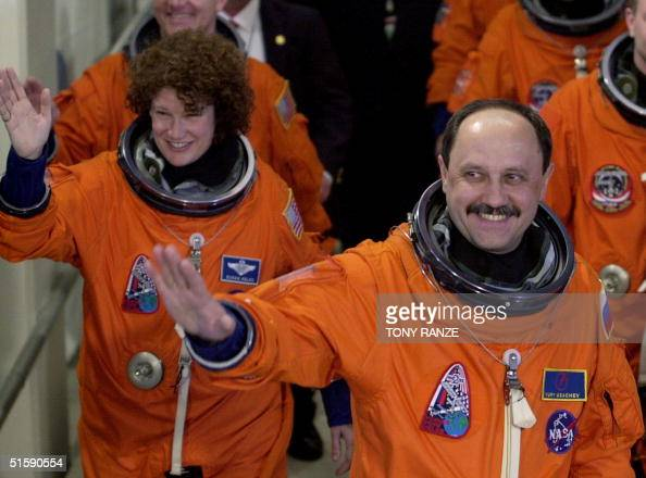 space shuttle mission specialist - photo #46
