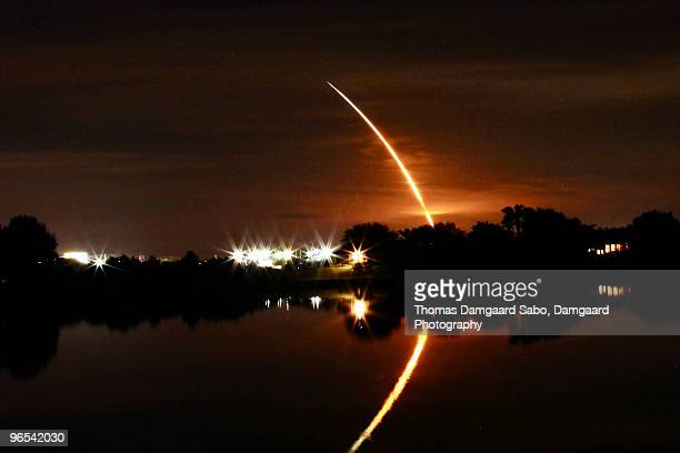 Space Shuttle Discovery, STS 128 Night Launch
