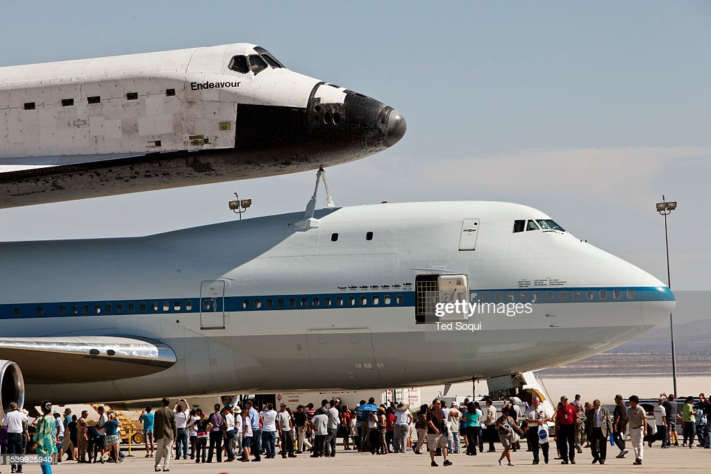 kelly afb space shuttle carrier aircraft - photo #28
