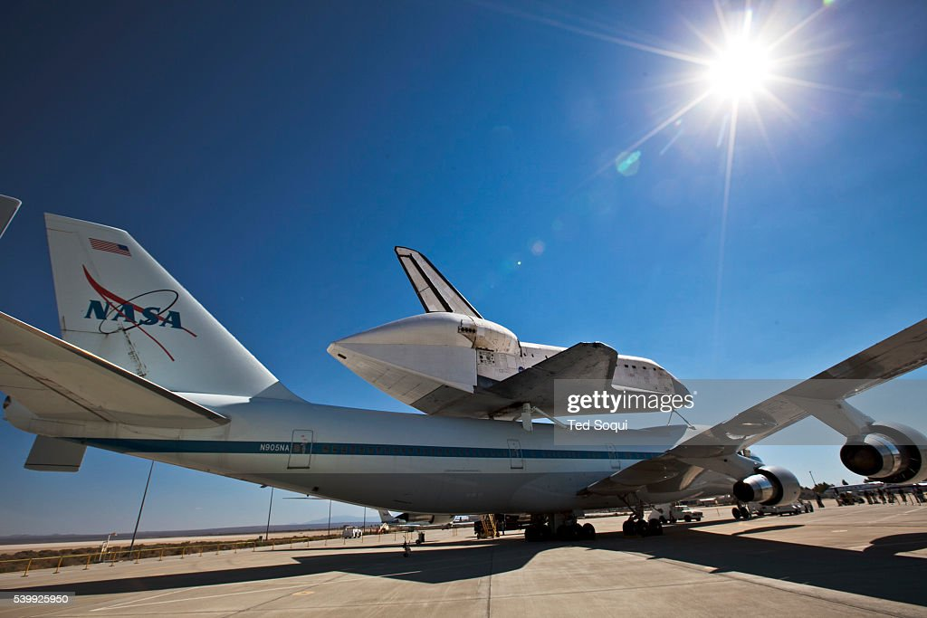 kelly afb space shuttle carrier aircraft - photo #21
