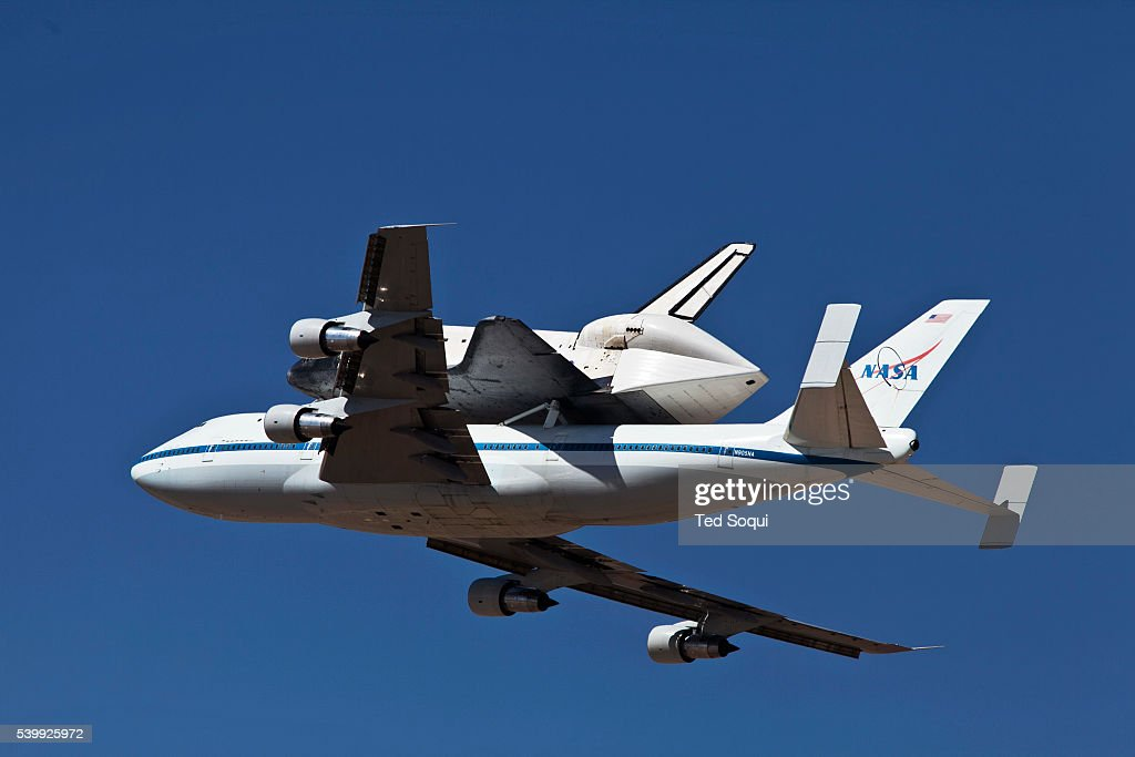 kelly afb space shuttle carrier aircraft - photo #20