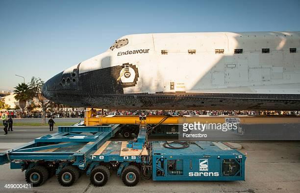 Space Shuttle esfuerzo